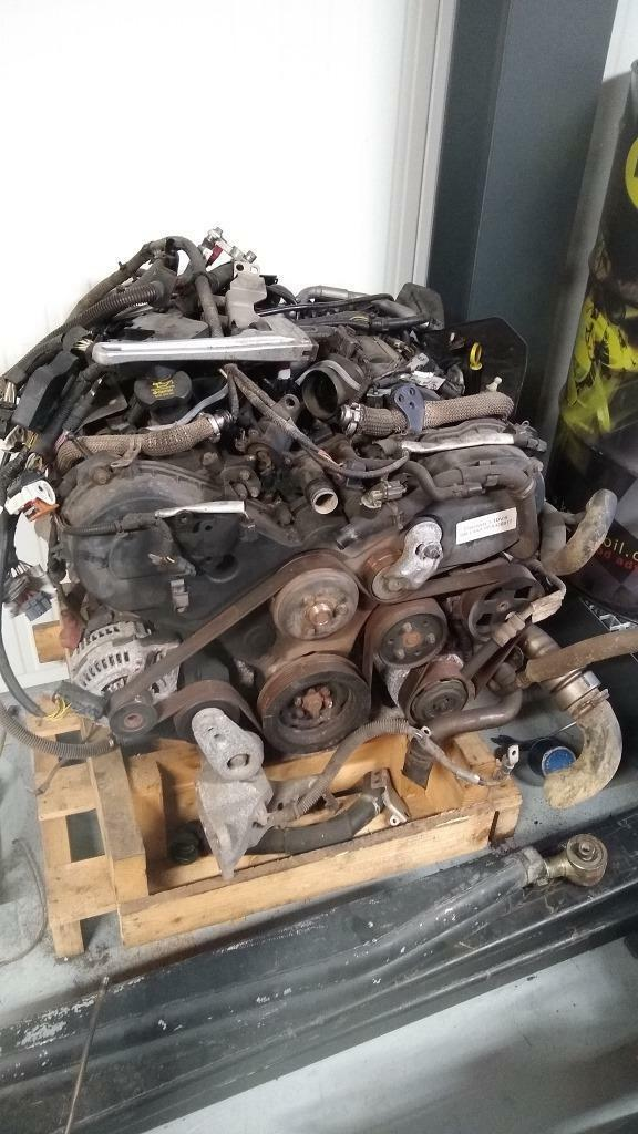 Discovery 3/RR sport 2.7 TDV6 motor
