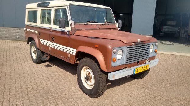 Land Rover Defender 110 (opknapper)