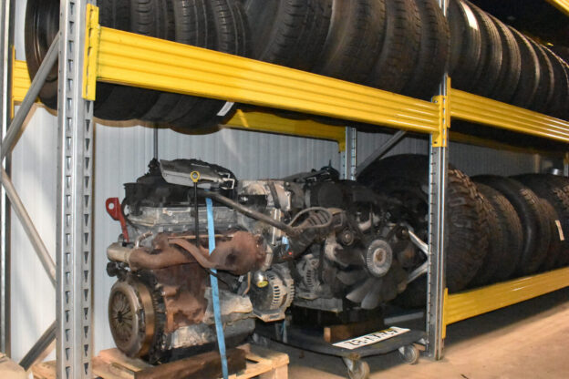 Gebruikte Motoren